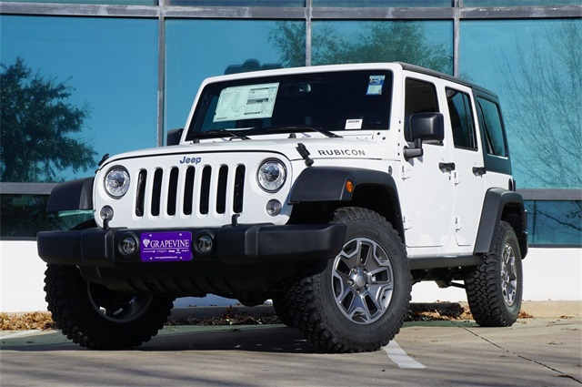 New 2018 Jeep Wrangler JK Unlimited Rubicon Sport Utility ...