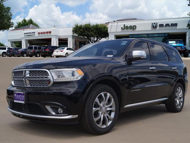 new 2017 dodge durango citadel sport utility in grapevine. Black Bedroom Furniture Sets. Home Design Ideas