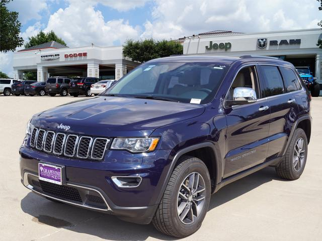 2018 jeep limited. Perfect 2018 New 2018 Jeep Grand Cherokee Limited And Jeep Limited