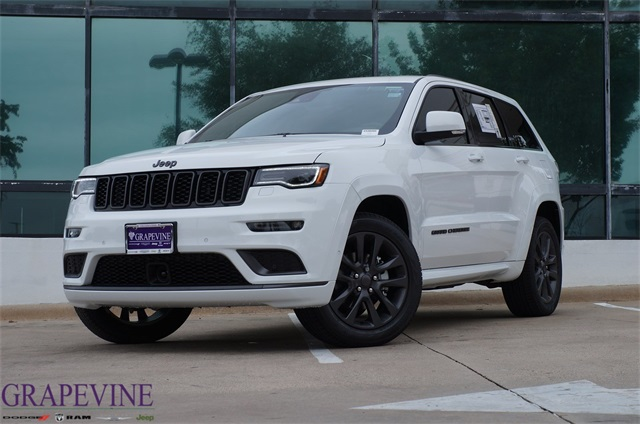 New 2019 Jeep Grand Cherokee High Altitude Sport Utility In