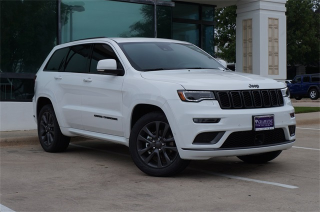 New 2019 JEEP Grand Cherokee High Altitude Sport Utility ...
