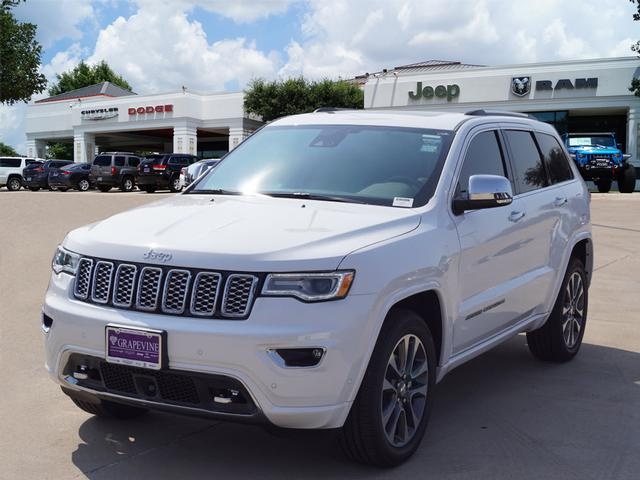2018 jeep grand cherokee. perfect cherokee new 2018 jeep grand cherokee overland throughout jeep grand cherokee