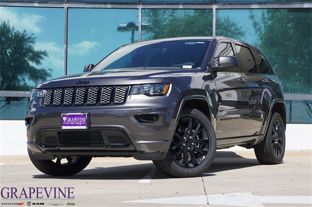 New 2019 JEEP Grand Cherokee Altitude Sport Utility in ...