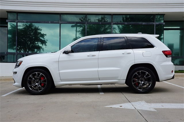 Good Pre Owned 2014 Jeep Grand Cherokee SRT