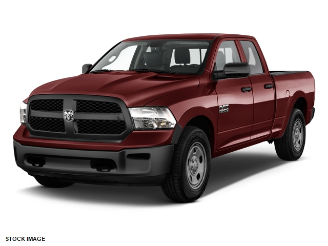 New 2017 Ram 1500 Express 4x4 Express 4dr Quad Cab 6 3 Ft