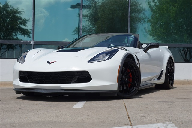 Pre Owned 2017 Chevrolet Corvette Grand Sport