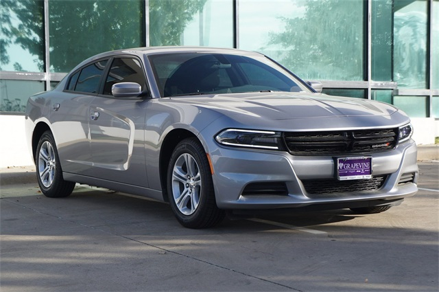 New 2018 Dodge Charger Sxt 4d Sedan In Grapevine H114490