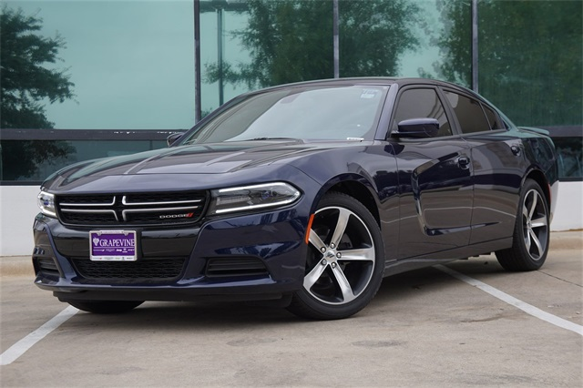 2017 Dodge Charger >> New 2017 Dodge Charger Se Sedan In Grapevine H581921 Grapevine