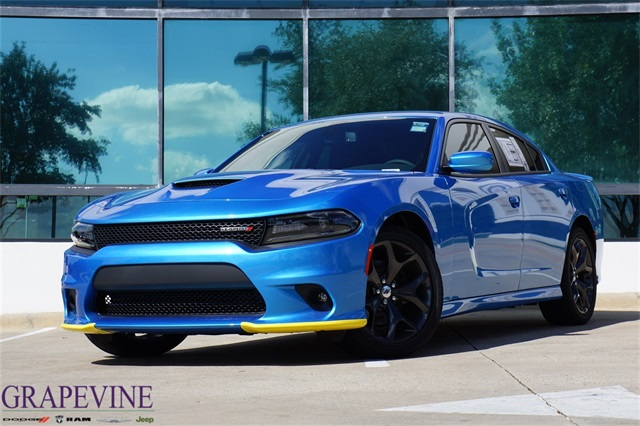 2019 Dodge Charger Gt Rwd Specs And Features U S News World Report