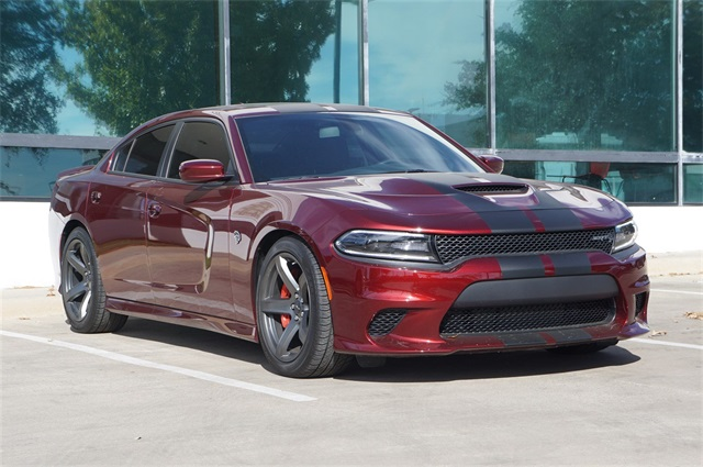 New 2018 Dodge Charger Srt Hellcat Sedan In Grapevine