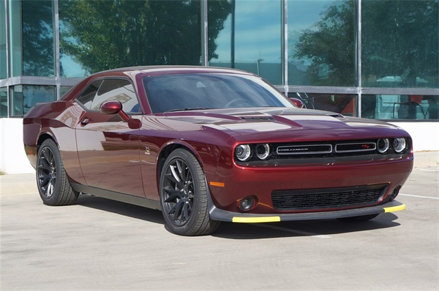 New 2018 Dodge Challenger R T Scat Pack Coupe In Grapevine