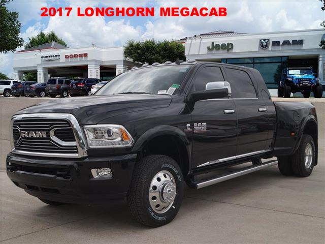new 2017 ram 3500 laramie longhorn 4x4 laramie longhorn 4dr mega cab 6 3 ft sb pickup in. Black Bedroom Furniture Sets. Home Design Ideas