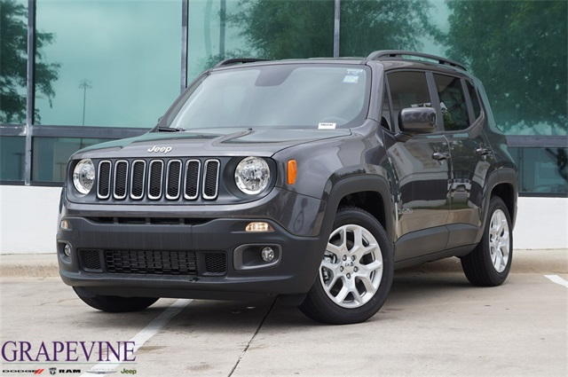 new 2018 jeep renegade latitude sport utility in grapevine. Black Bedroom Furniture Sets. Home Design Ideas